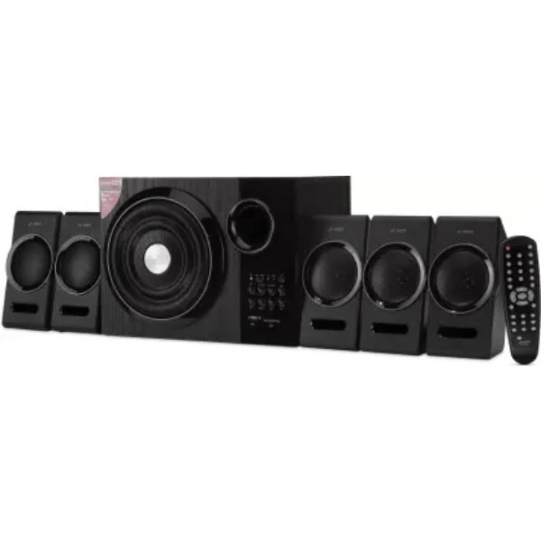 F3000X 80 W Bluetooth Home Theatre (Black, 5.1 Channel)