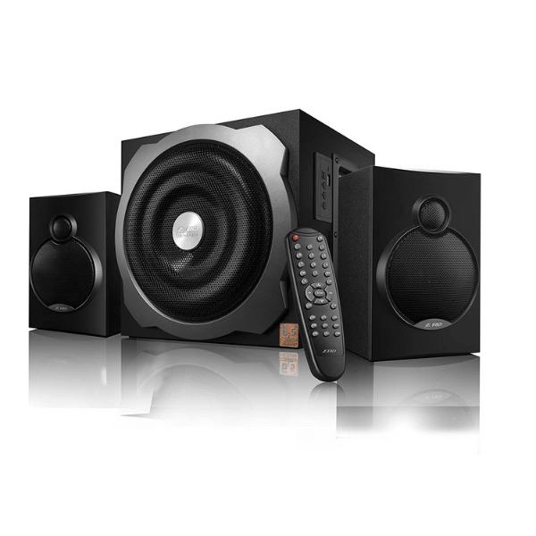 F&D A521X 2.1 Channel Multimedia Bluetooth Speakers (Black)