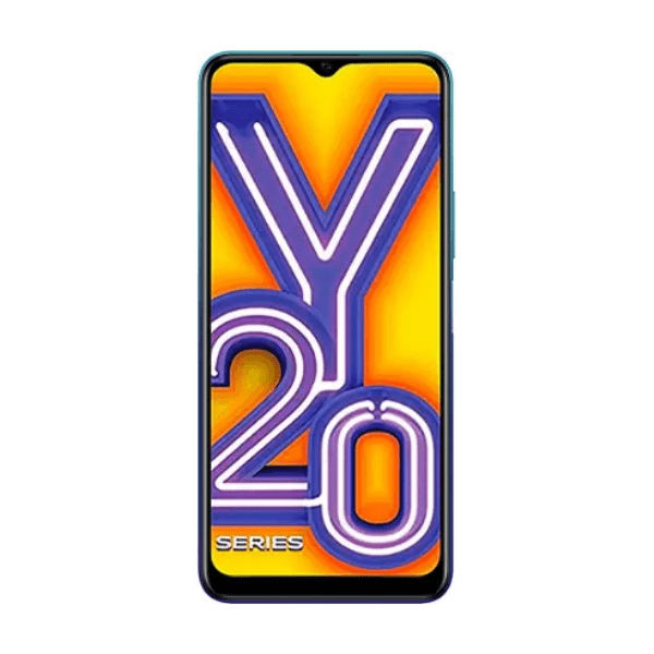 Vivo Y20A (Nebula Blue,3 GB RAM,64 GB)