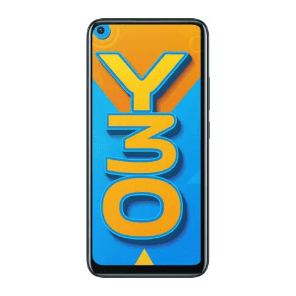 Vivo Y30 (Emerald Black, 128 GB) (4 GB RAM)