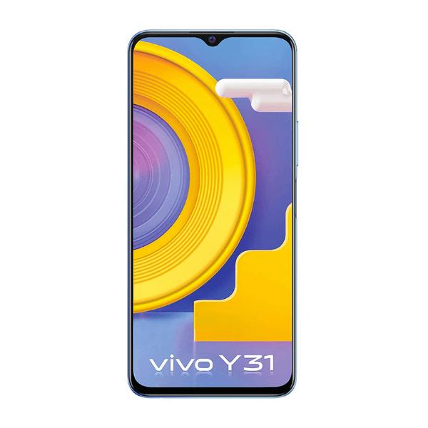 Vivo Y31 (Ocean Blue, 6GB, 128GB Storage)