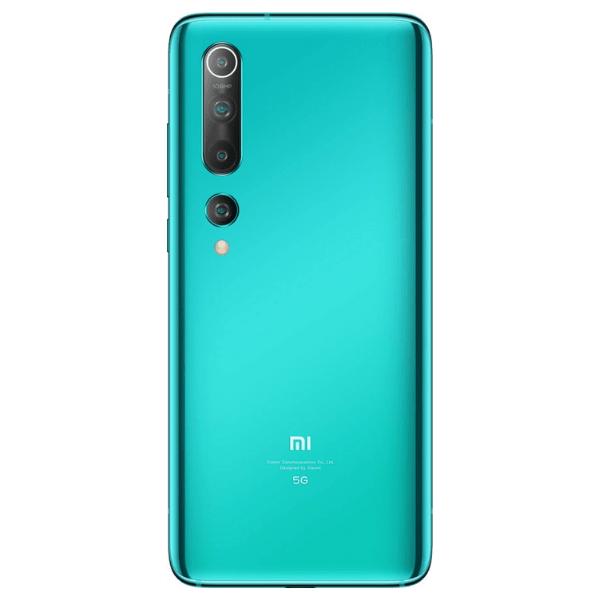Mi 10 (8GB RAM, 256GB Storage, Coral Green)