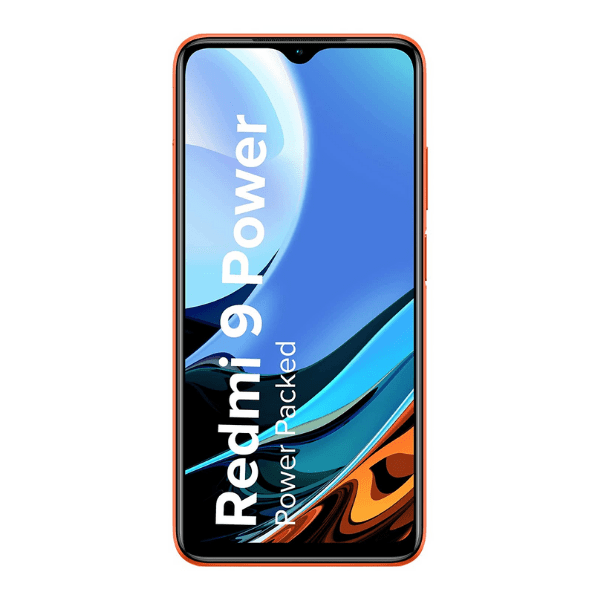 Redmi 9 Power (Blazing Blue, 64GB Storage,4GB RAM)