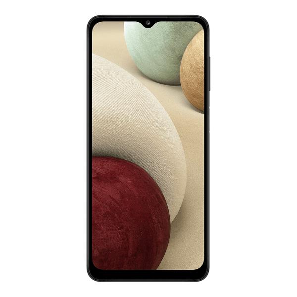 Samsung Galaxy A12 ( 64GB Storage,4GB RAM, Black)