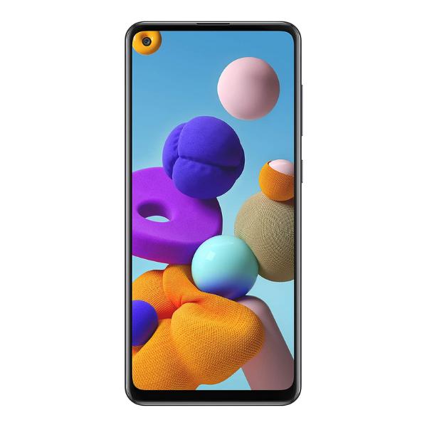 Samsung Galaxy A21s (64GB Storage, 6GB RAM, Black)