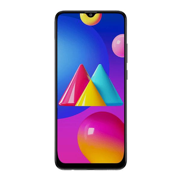 Samsung Galaxy M02s (64GB Storage,4GB RAM, Black)