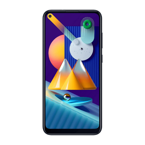 Samsung Galaxy M11 ( 64GB Storage, 4GB RAM, Black)