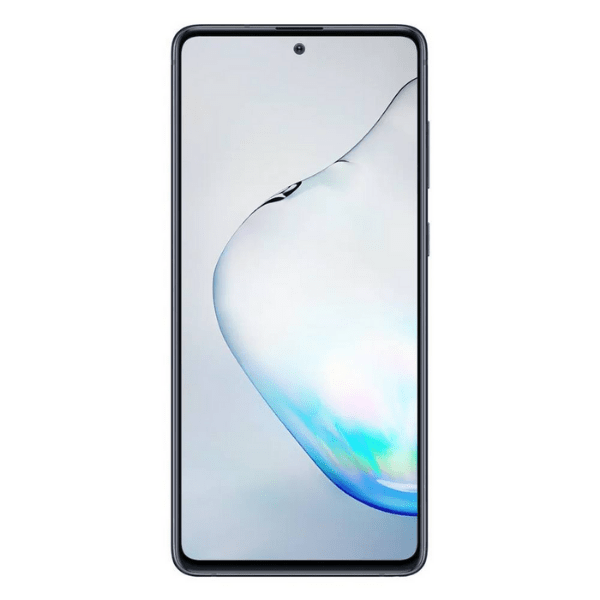 Samsung Galaxy Note10 Lite 128 GB, 8 GB RAM, Aura Black, Smartphone