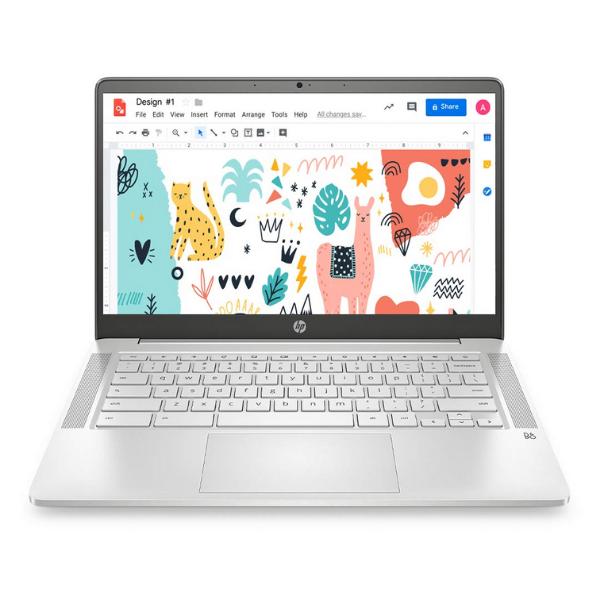 HP Chromebook 14a-na0003TU 14-inch Thin & Light Touchscreen Laptop