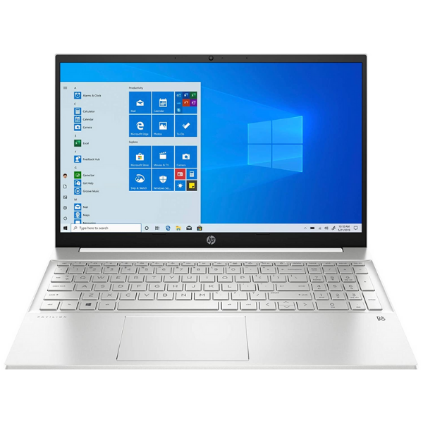HP Pavilion 11th Gen Intel Core i5 Processor 15.6-inch FHD Laptop with Alexa Built-in (16GB/512GB SSD