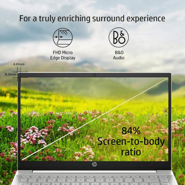 HP Pavilion 14 FHD Laptop(Intel Core i5 11th Gen16GB512GB SSD