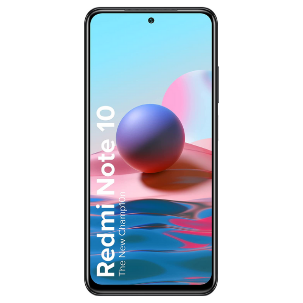 Redmi Note 10 (Shadow Black, 6GB RAM, 128GB Storage)