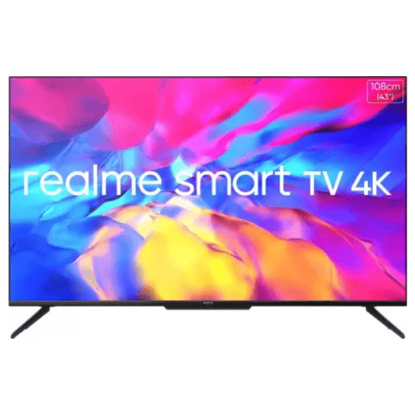 Realme (50 inch) Ultra HD (4K) LED Smart Android TV