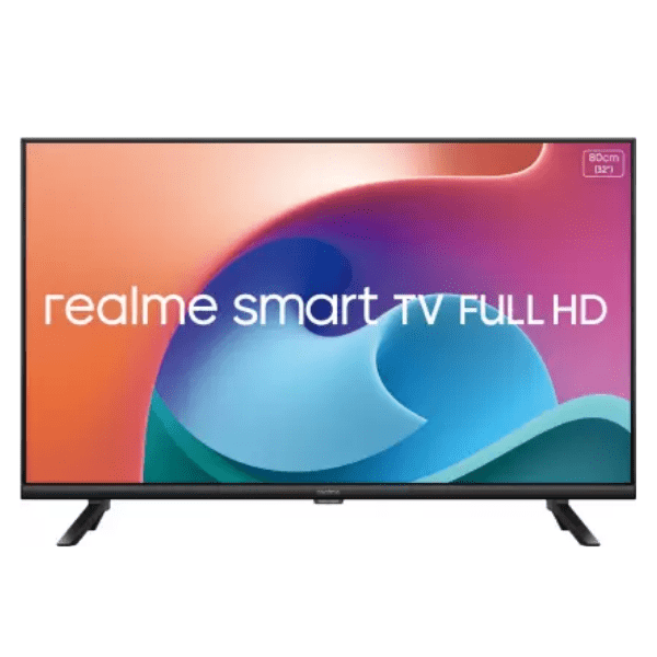 Realme(32 inch) Full HD LED Smart Android TV