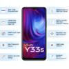 vivo Y33s (8 GB RAM,128 Storage)