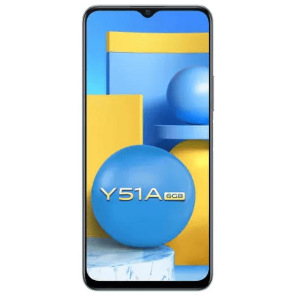 vivo Y51A (6 GB RAM,128 Storage)